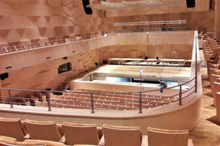 Estonian Academy of Music & Theatre Acoustic Concert Hall